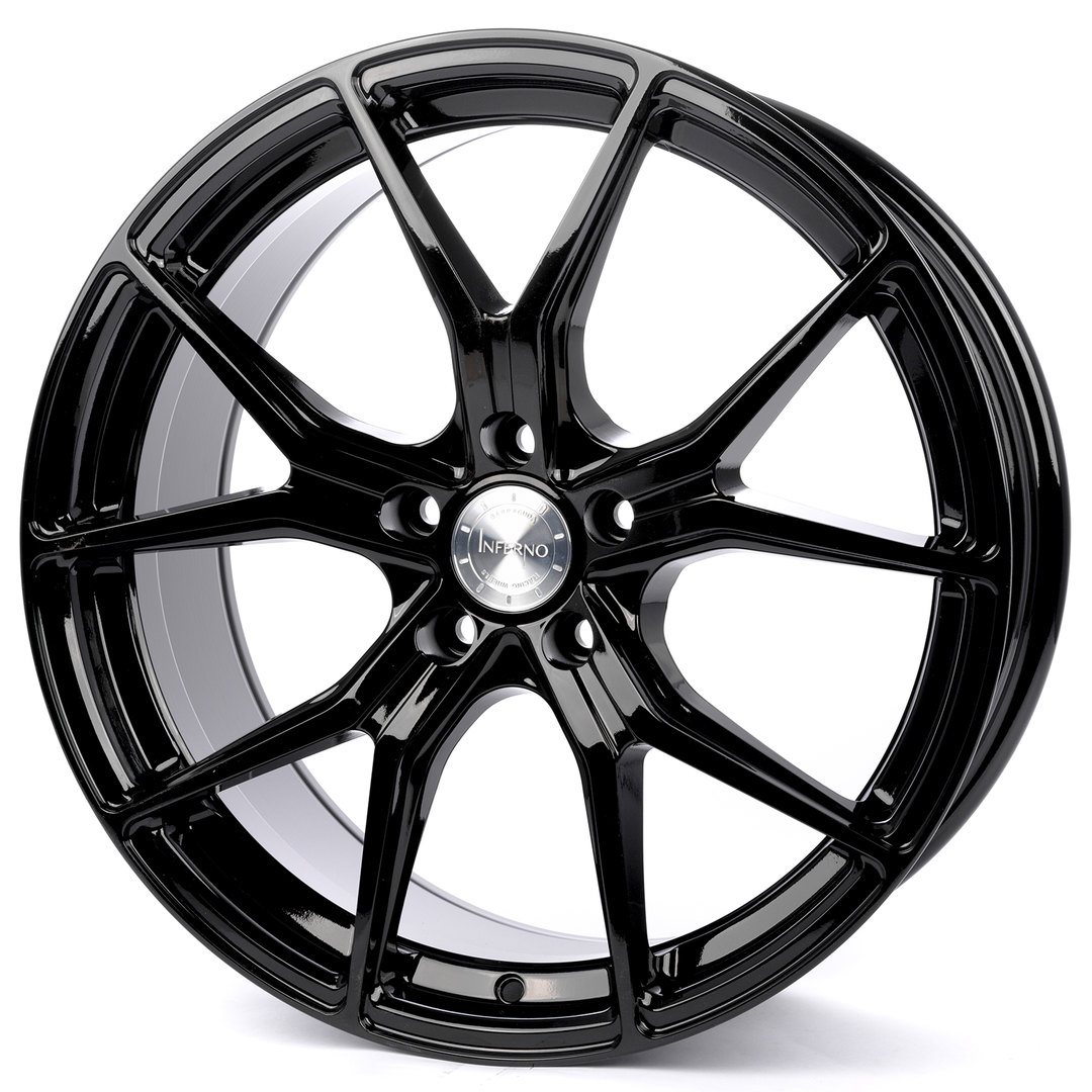 Image of Barracuda Inferno Felge 8.5x19 5x112 ET45 Gloss Black