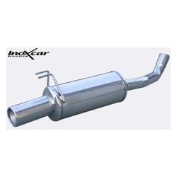Endschalldämpfer Inoxcar  48/50/54mm 80