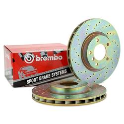 Disques Brembo Xtra