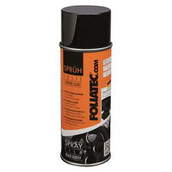Plastidip Foliatec Noir Brillant 400ml