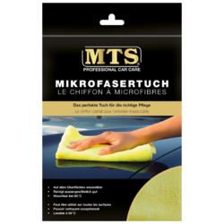 MTS Microfastertuch Gelb