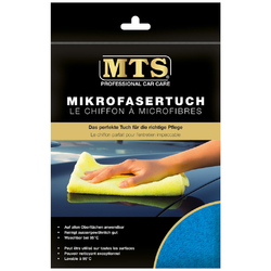 MTS Microfastertuch Blau