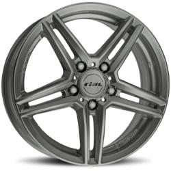Rial M10 - metal grey