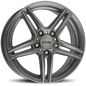 Rial M10X - metal grey