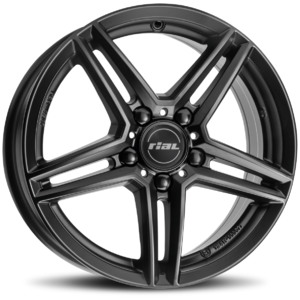 Rial M10X - racing schwarz
