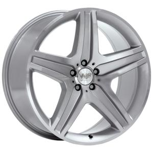 WP 742 - Silber Frontpoliert