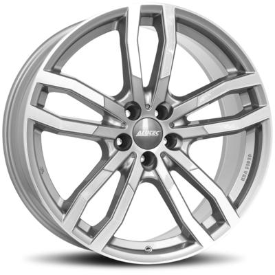 Alutec DriveX - metal grey frontpoliert