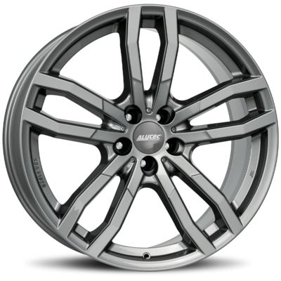 Alutec DriveX - metal grey