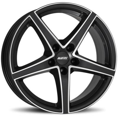 Alutec Raptr - racing schwarz frontpoliert