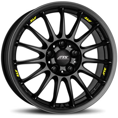 ATS Streetrallye - racing schwarz