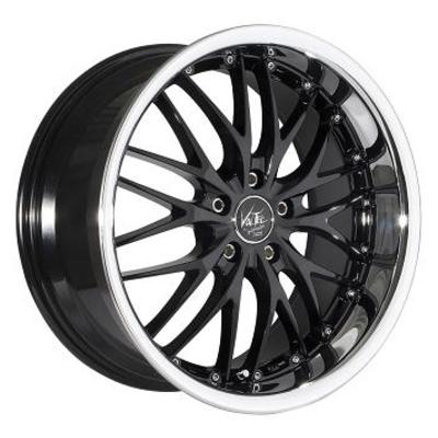 Barracuda Voltec T6 - Higloss-Black/Inox-Lip