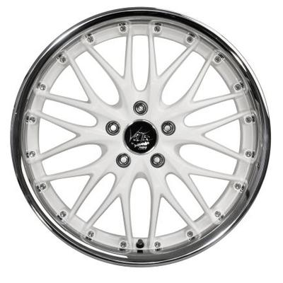 Barracuda Voltec T6 - Racing-White/Inox-Lip