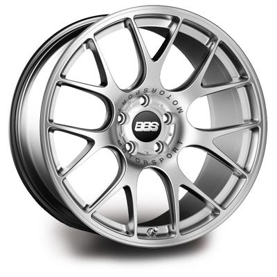 BBS CH-R - Silver
