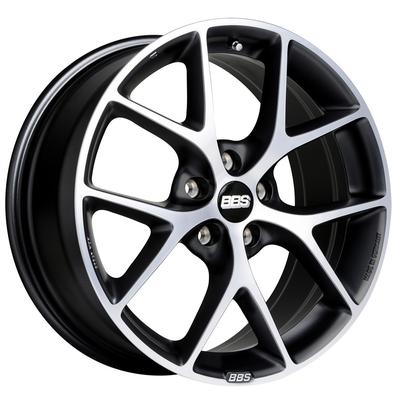 BBS SR - Vulcano Grey