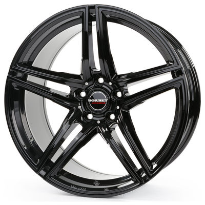 Borbet XR-T - Black Glossy
