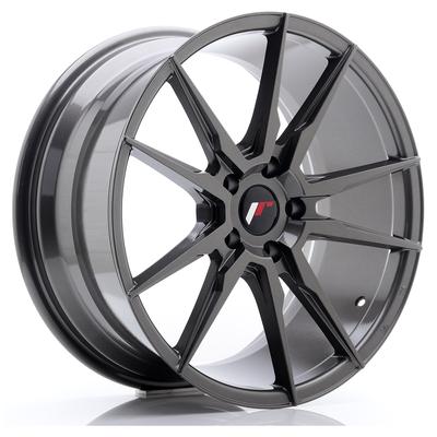 JR Wheels JR21 - Hyper Gray