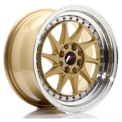 JR Wheels JR26 - Gold