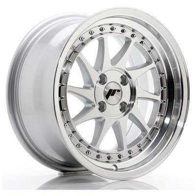 JR Wheels JR26 - Silver