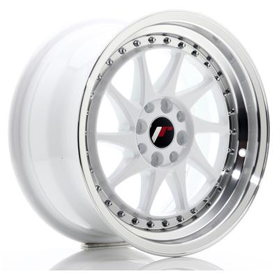 JR Wheels JR26 - White
