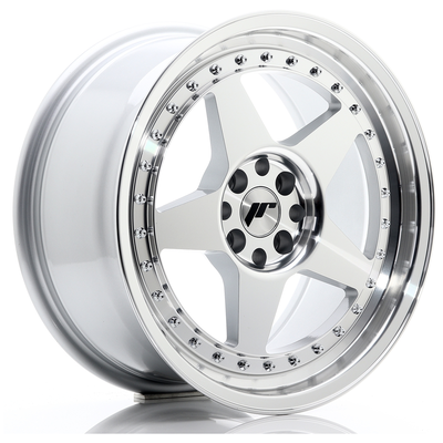 JR Wheels JR6 - Silver