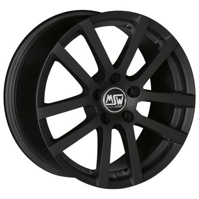 MSW 22 - MATT BLACK