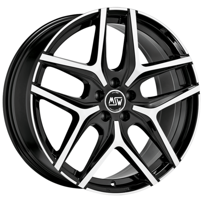 MSW 40 - GLOSS BLACK FULL POLISHED