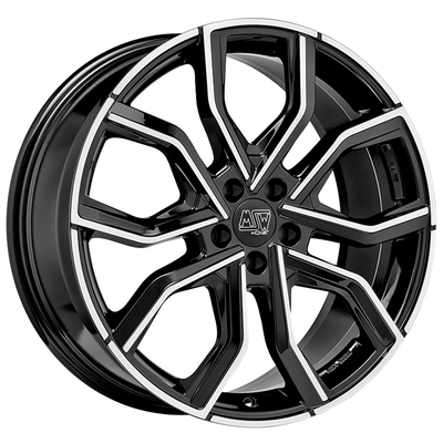 MSW 41 - GLOSS BLACK FULL POLISHED