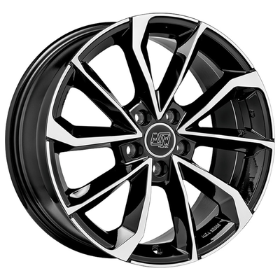MSW 42 - GLOSS BLACK FULL POLISHED