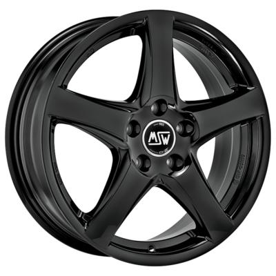 MSW 78 - GLOSS BLACK
