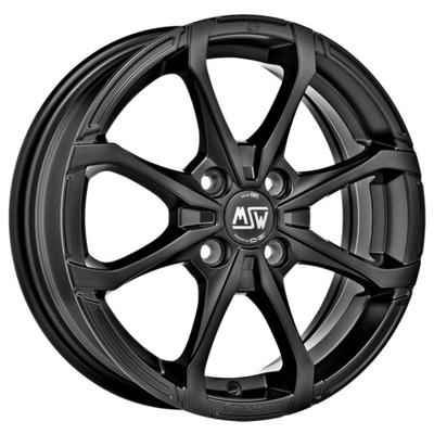 MSW X4 - MATT BLACK