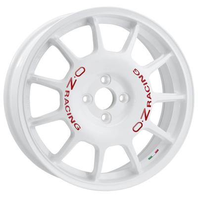 OZ LEGGENDA - RACE WHITE RED LETTERING
