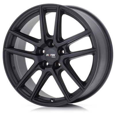 Platin P73 - racing-schwarz