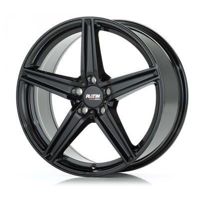 Platin P85 - black shiny