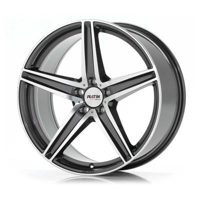 Platin P85 - grey polished