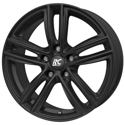 RC Design RC27 - Schwarz Klar Matt (SKM)