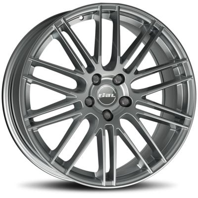 Rial Kibo - metal grey