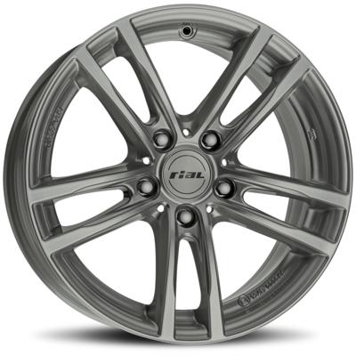 Rial X10 - metal grey