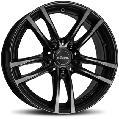Rial X10 - racing schwarz