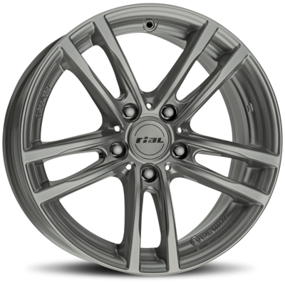 Rial X10X - metal grey