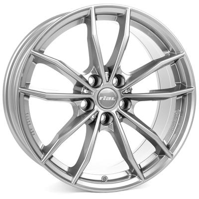 Rial X12 - metal grey