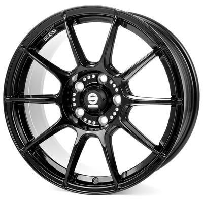 Sparco FF1 - GLOSS BLACK