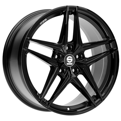 Sparco Record - GLOSS BLACK