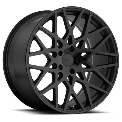 TSW VALE - DOUBLE BLACK - MATTE BLACK W/GLOSS BLACK FACE